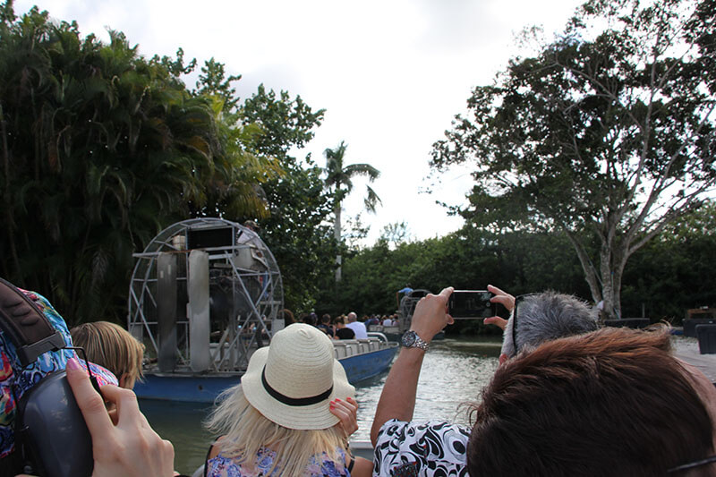 Everglades National Park Airboat ride 01
