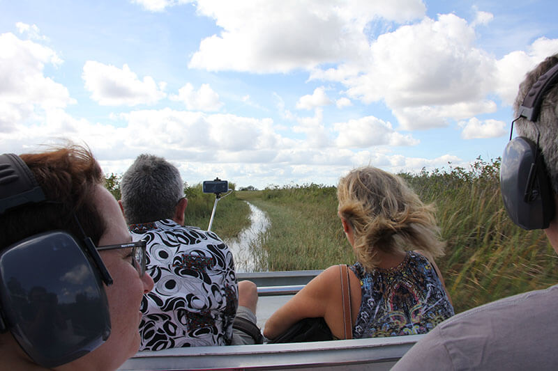 Everglades National Park Airboat ride 02
