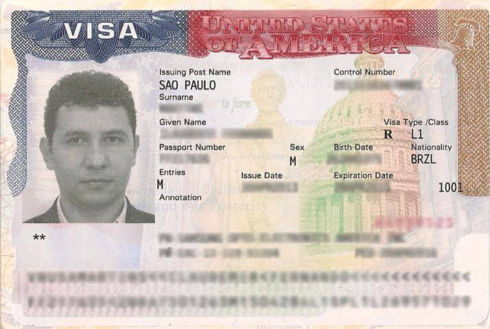 How to get an L1 visa to work in the USA (step-by-step real