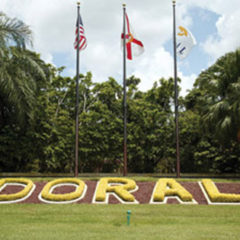 The city of Doral