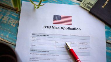 usa H1b visa- pplication form